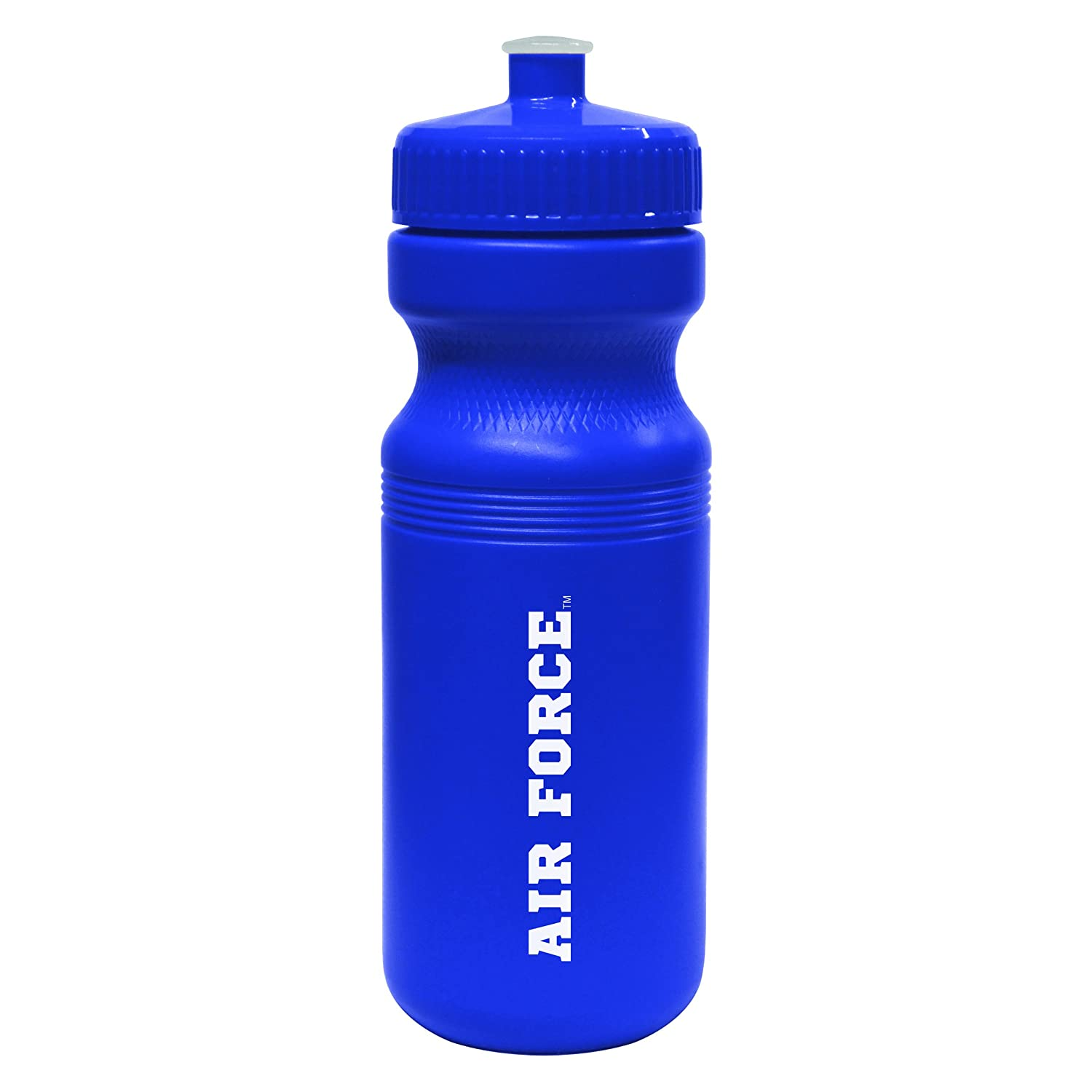 24-Ounce NCAA Air Force Falcons Opaque Squeeze Water Bottle