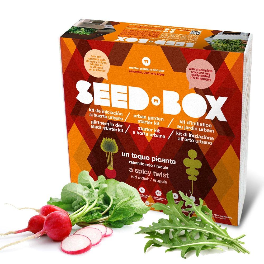 Seedbox Collection Un Toque Picante: Amazon.es: Hogar