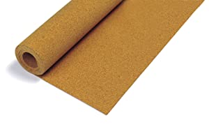 QEP 72000 Natural Cork Underlayment 1/4 inch Roll
