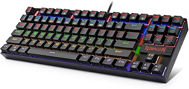 Redragon K552 mechanical keyboard