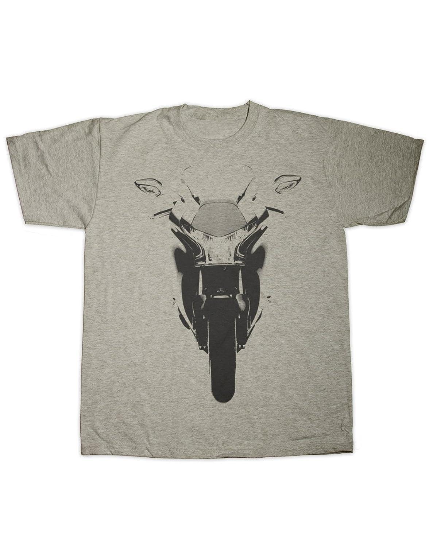 Hotfuel VFR Motorbike Print T-Shirt. All Sizes (Small - 5XL)