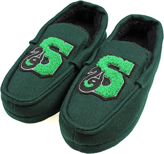 Officially Licensed Harry Potter Hogwarts Boys Slippers Easy Fit  Various Sizes