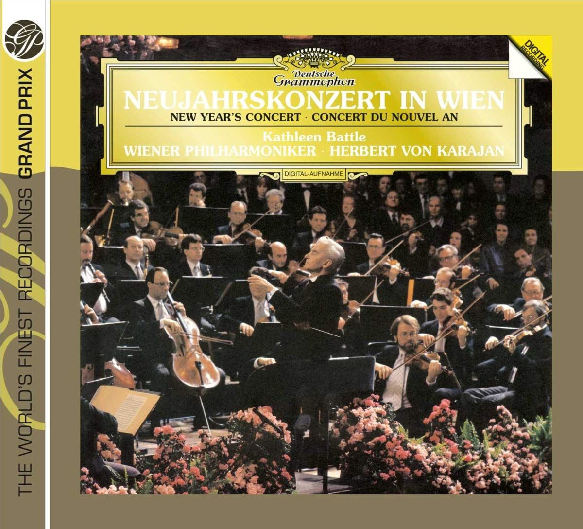 New Year's Concert From Super special price Discount is also underway Vienna 1987