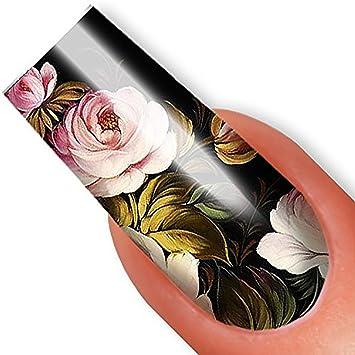 Amazon Generic Womens Nailart Nail Tattoo Sticker Full Cover