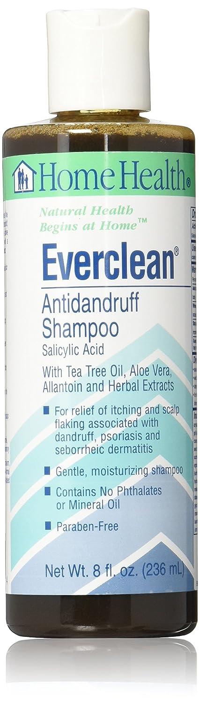 Home Health Everclean Antidandruff Shampoo, 8 Ounce