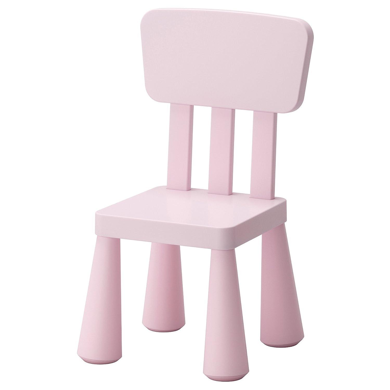 Ikea Mammut rosa bambini sedia per bambini SYNCHKG028894