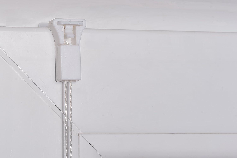 K-home Klemmfix-Plissee Klemmfix-Plissee Klemmfix-Plissee  80 x 210 cm (B x L) Grau Lichtschutz +++ Moderne Crushed Optik +++ B01NCWERWK Plissees b0f3ee