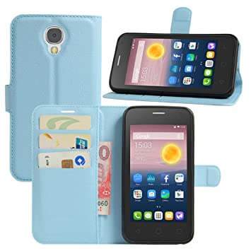 HualuBro Funda Alcatel Pixi 4 (5 Pulgadas) 3G, Carcasa de ...