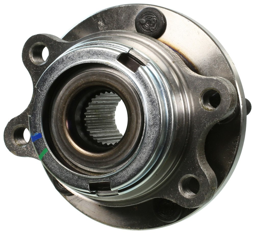 2006 Fits Nissan Quest Front Wheel Bearing and Hub Assembly x 1
