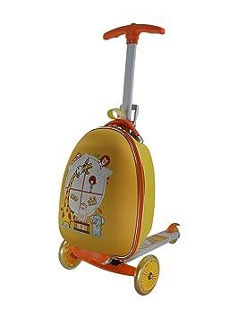 Purposefull niños Maleta de Equipaje – Patinete, del niño – Carry On Maleta/Scooter