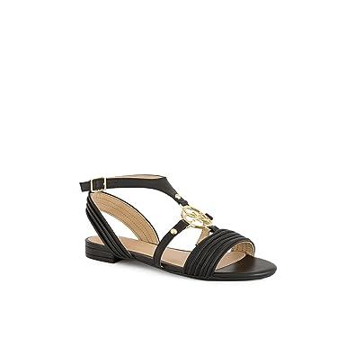 Et Guess gue42692 Cream Ref Chaussures Sandales Sacs xwH1R