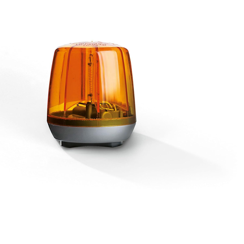 Rolly Toys 409556 - Faro Lampeggiante per Trattore, Arancio S2640955