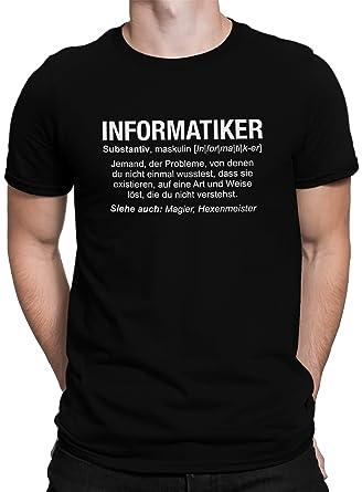 T-shirt Job Schwarz Agrar, Forst & Kommune