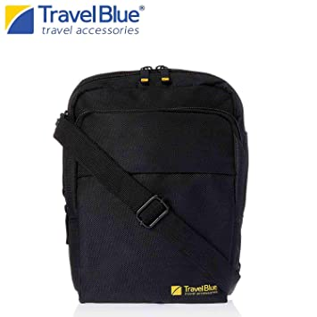 1df4e2f21d7c Travel Blue Nylon Urban Sling Bag