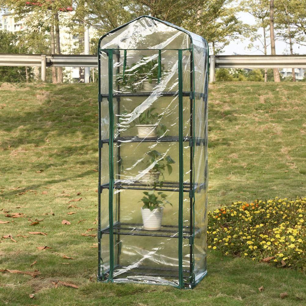 moda classica Katurn verdure fiore serra, serra, serra, in plastica PVC tunnel Plant Garden Storage Grow capanni verde House  sport caldi