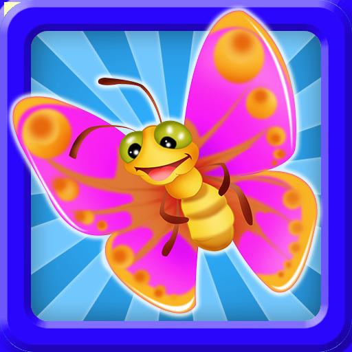 Butterflies in Bubbles 2 -