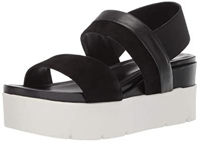 1602ee219d Amazon.com | Franco Sarto Women's Velma Wedge Sandal | Sandals