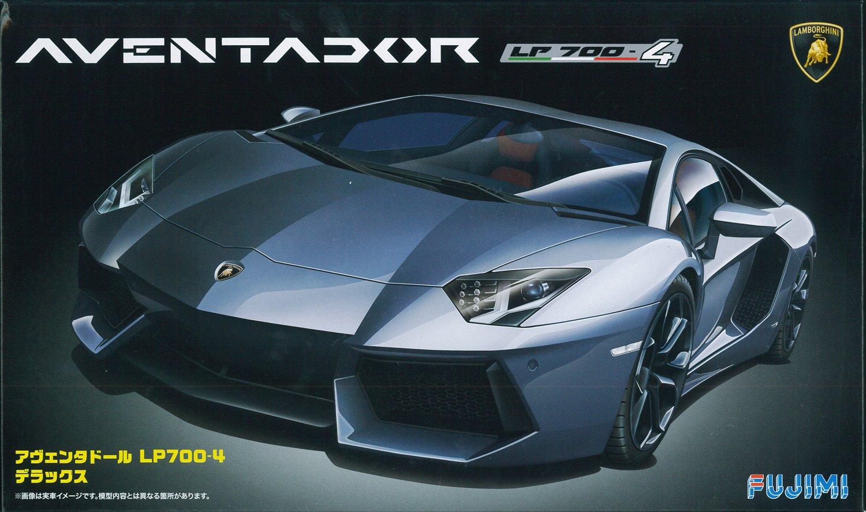Lamborghini Aventador DX (Plastic model)