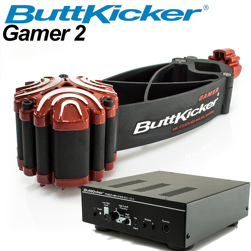 Buttkicker Gamer2 BK-GR2