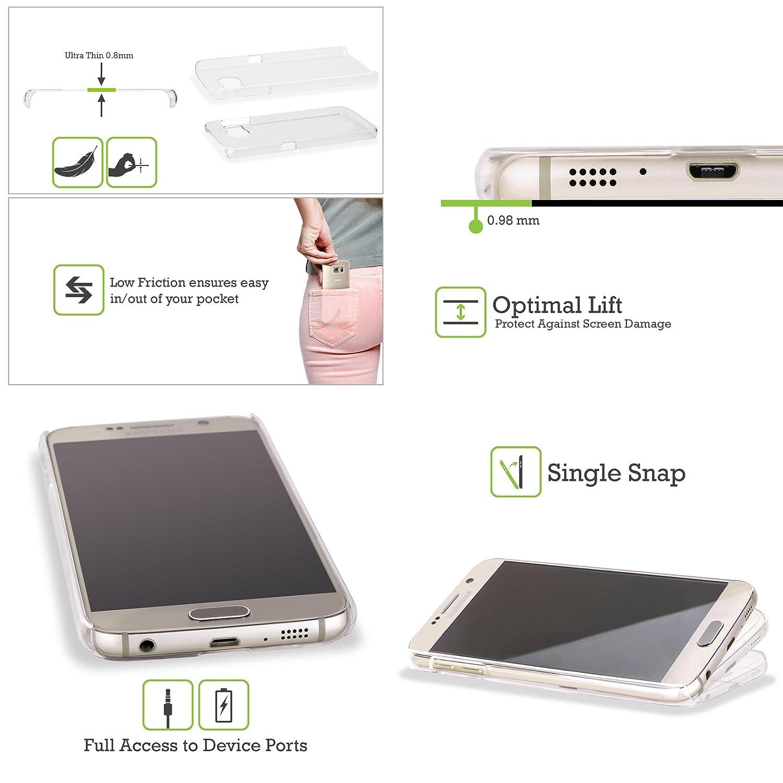 Head Case Designs Unicorn Rainbow Puke Hard Back Black Circuit Boards For Htc One Mini Samsung Galaxy S4 I9500 Cell Phones Accessories