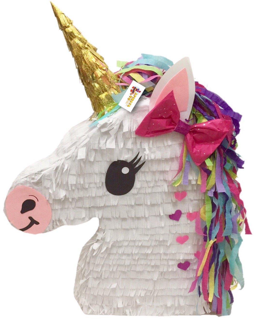 Unicorn Emoji Pinata