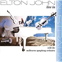 Live In Australia With The Melbourne Symphony Orchestra (Vinyl)