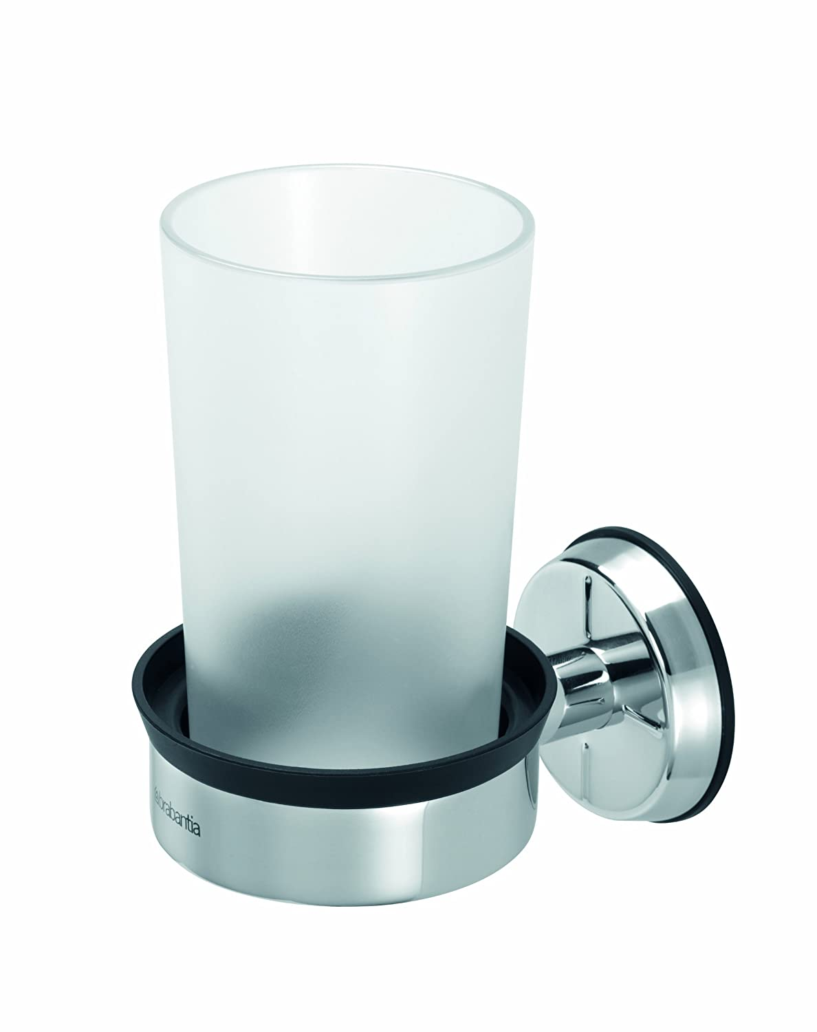 Brabantia Single Cup Holder - Brilliant Steel 427480