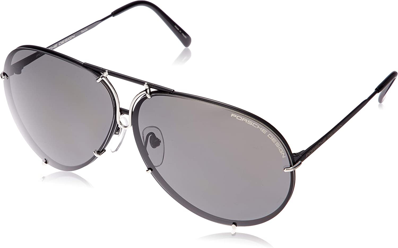 Porsche Design Sonnenbrille (P8478) Black, Silver