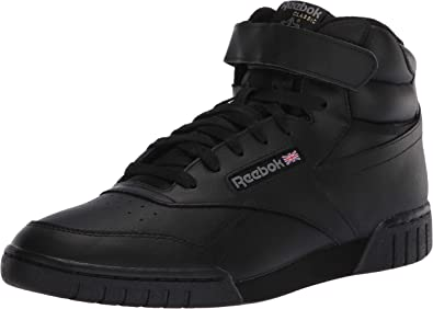 retirada triple Estrecho de Bering  Amazon.com | Reebok Men's Ex-o-fit Hi | Fashion Sneakers