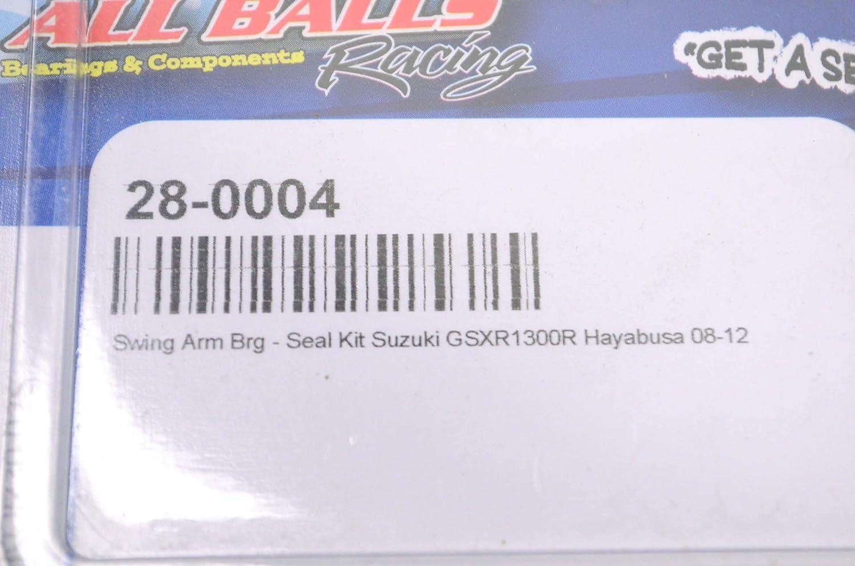 08-12 SUZUKI HAYABUSA All Balls Swingarm Bearings
