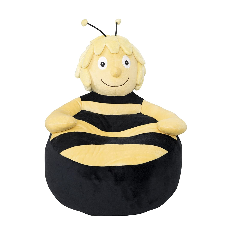 roba Kindersessel 'Biene Maja', Sessel weich gepolstert, Sitz