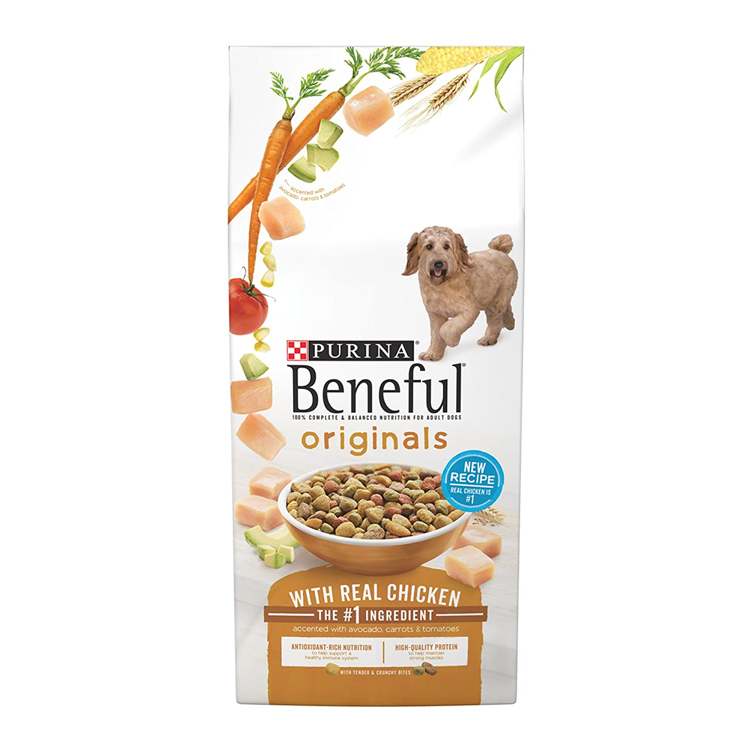 Purina Beneful Originals With Real Chicken