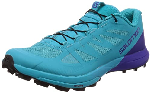 b20ea1905c20 Salomon Sense Pro 3 Trail Running Shoes - Women s Bluebird Deep Blue Black  10