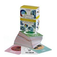 Imperial English Uk Essential Flashcards - 100 Cards For Kids To Learn English