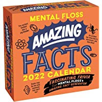 Amazing Facts from Mental Floss 2022 Day-to-Day Calendar: Fascinating Trivia From Mental Floss's Amazing Fact Generator