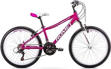 Romet Jolene - Bicicleta Infantil para niña, Color Rosa, Talla S ...