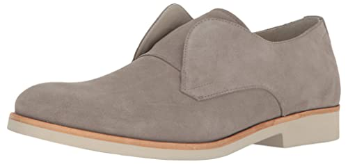 Calvin Klein Federico Hombre US 13 Gris Mocasín: Amazon.es: Zapatos y complementos