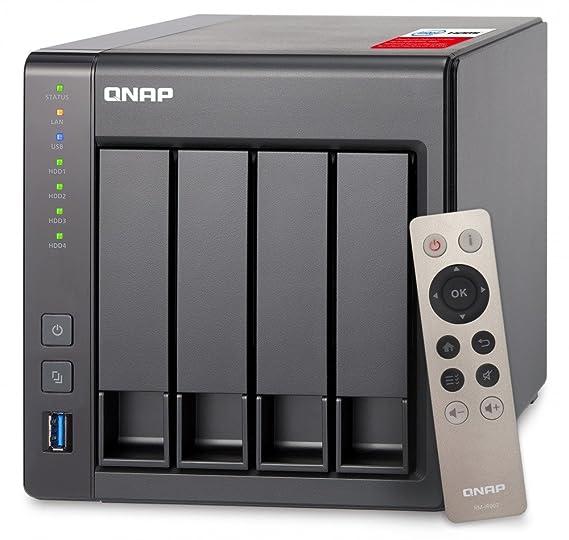 QNAP TS-451+ Ethernet Torre Negro NAS - Unidad Raid (Unidad de Disco Duro, SSD, Serial ATA II,Serial ATA III, 2.5/3.5