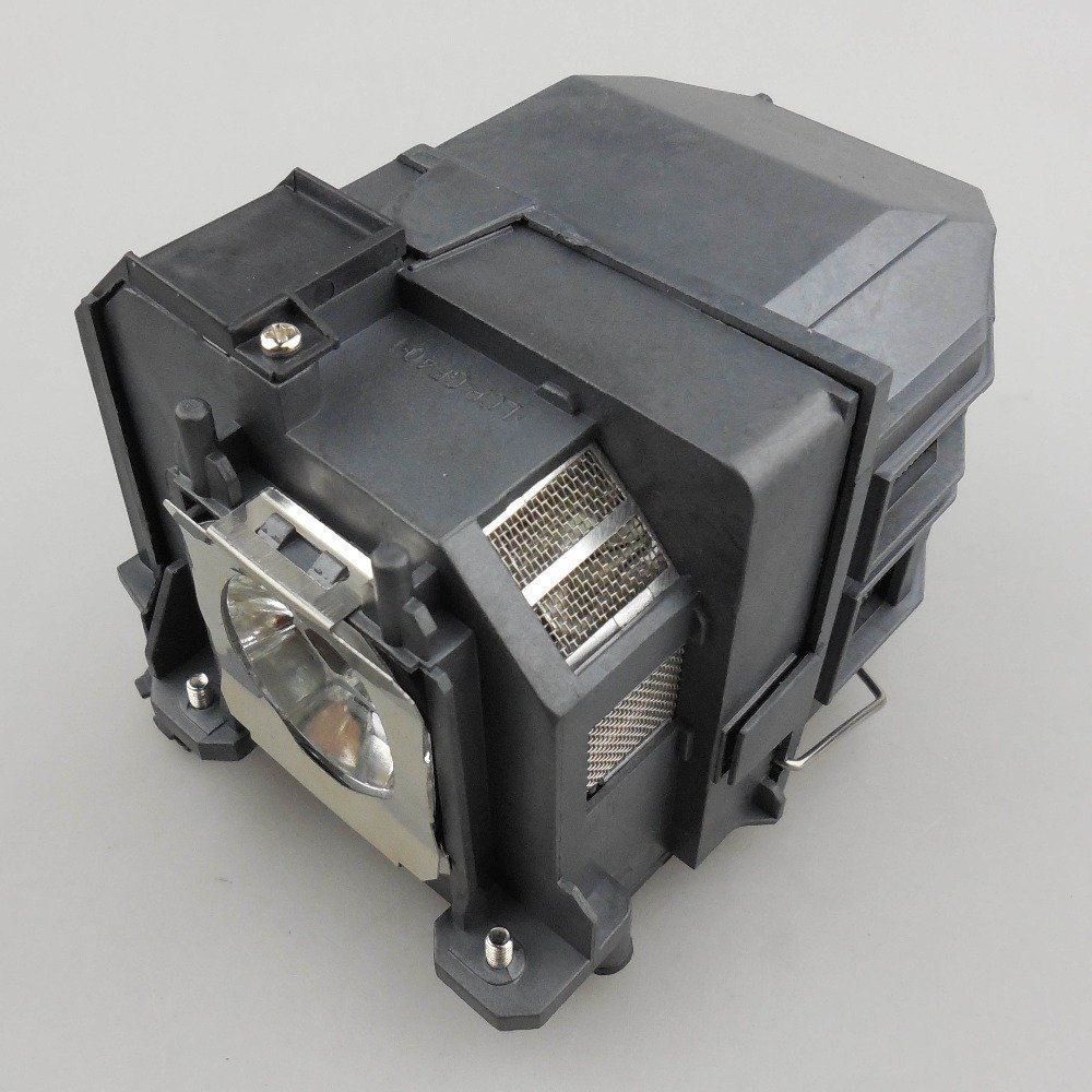 Kingoo Excellent Projector Lamp For EPSON BrightLink Pro 1420Wi BrightLink 595Wi EB-1420Wi EB-1430Wi BrightLink 585Wi BrightLink Pro 1430Wi Replacement projector Lamp Bulb with Housing