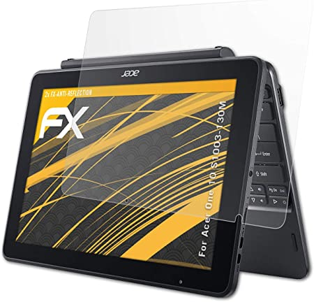 Atfolix Panzerfolie Kompatibel Mit Acer One 10 Computer Zubehör