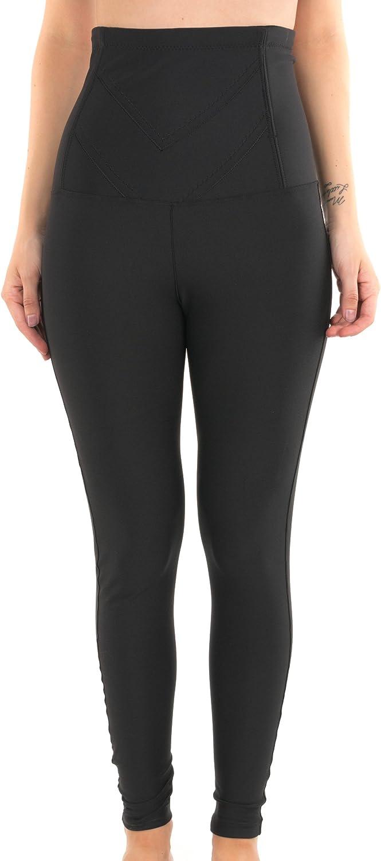 Leggings moldeadores de lycra para un vientre plano/ /ce/ñido muslos y piernas/ /efecto reductor del vientre