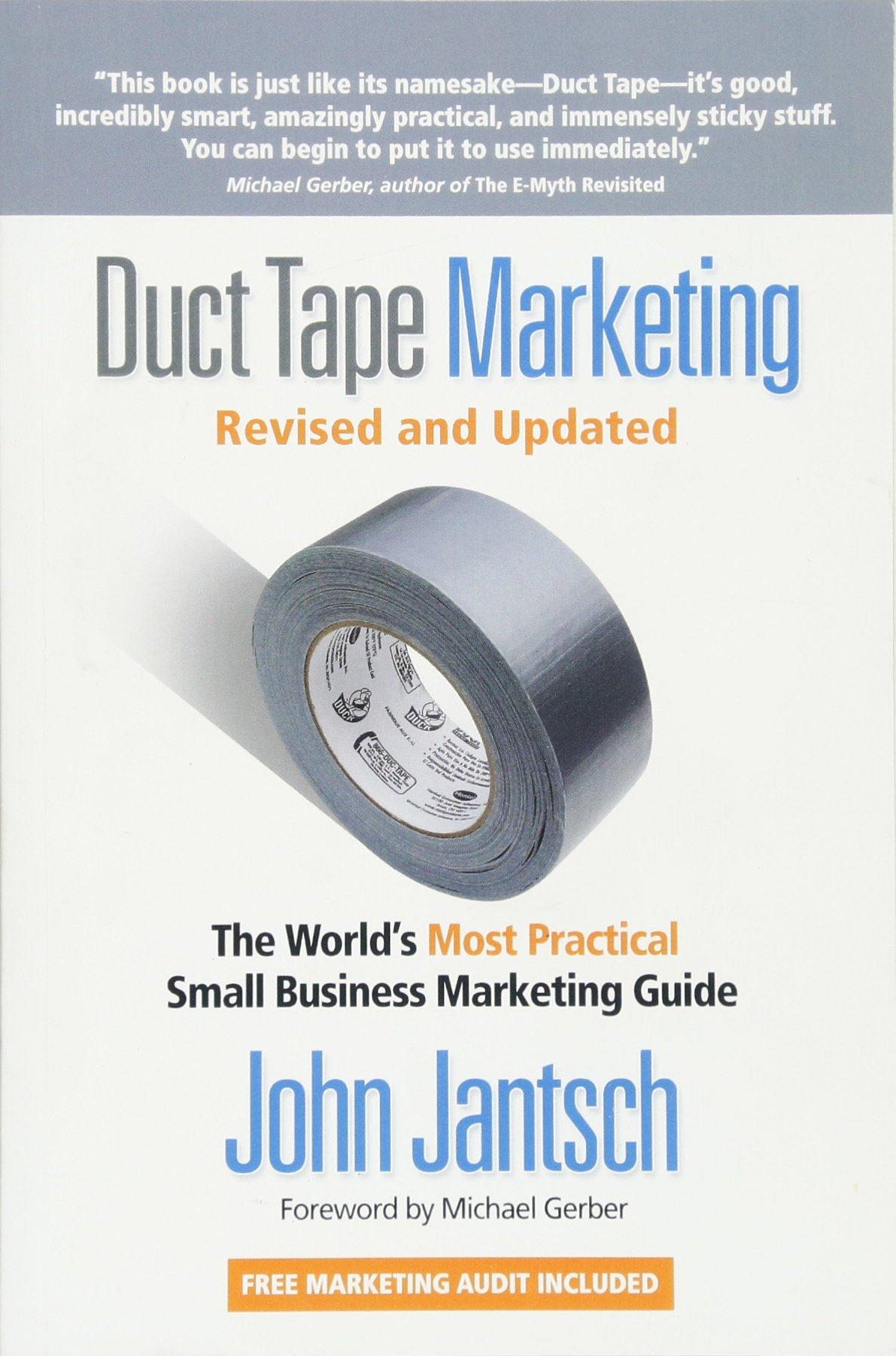 Duct tape marketing