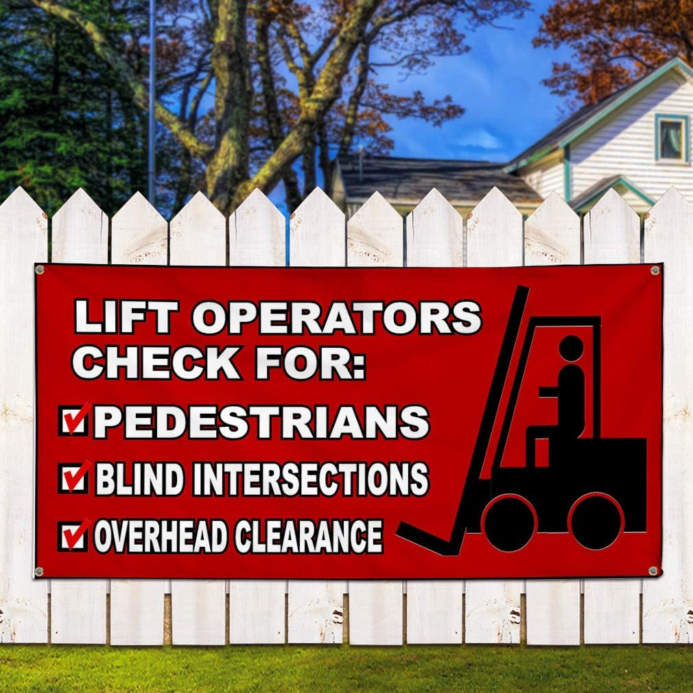 Custom Industrial Vinyl Banner Multiple Sizes Storage Style A Personalized Text Here Business Outdoor Weatherproof Yard Signs Black 10 Grommets 60x144Inches