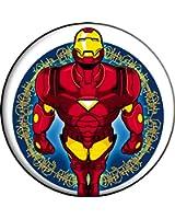 "Iron Man Fly - Marvel Comics - Pinback Button 1.5"""