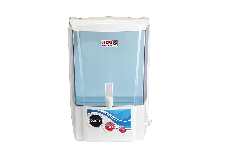 Usha Shriram RO Azure RO + UF (8 Litre) Water Purifier: Amazon.in ...