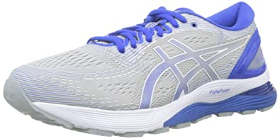 2cb41db6772ce ASICS Men s Gel-Nimbus 21 Lite-Show Running Shoes  Amazon.co.uk ...
