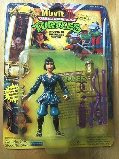 Movie III Teenage Mutant Ninja Turles Princess Mitsu: Amazon ...