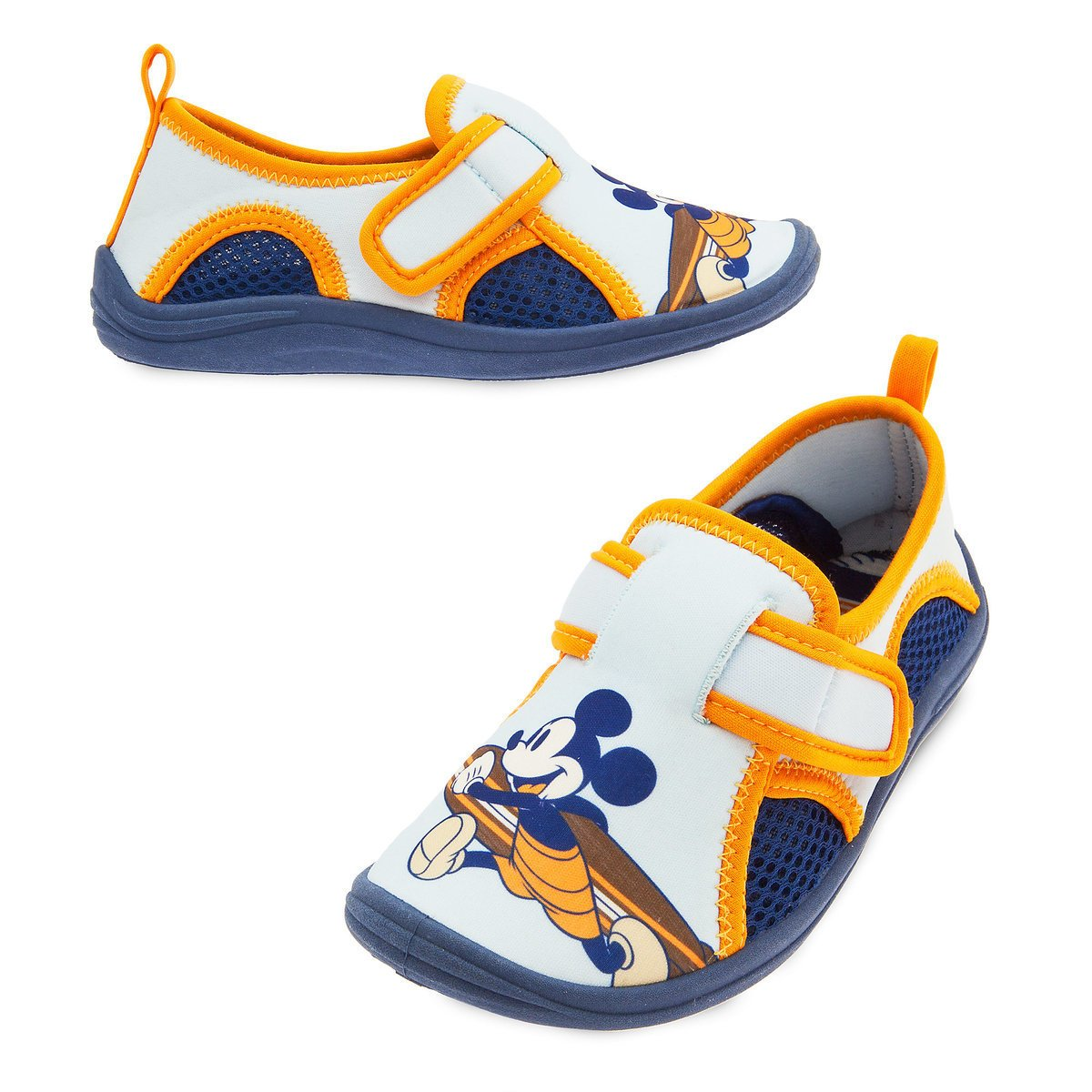 Shop Disney Mickey Mouse Swim Shoes for Kids (6)