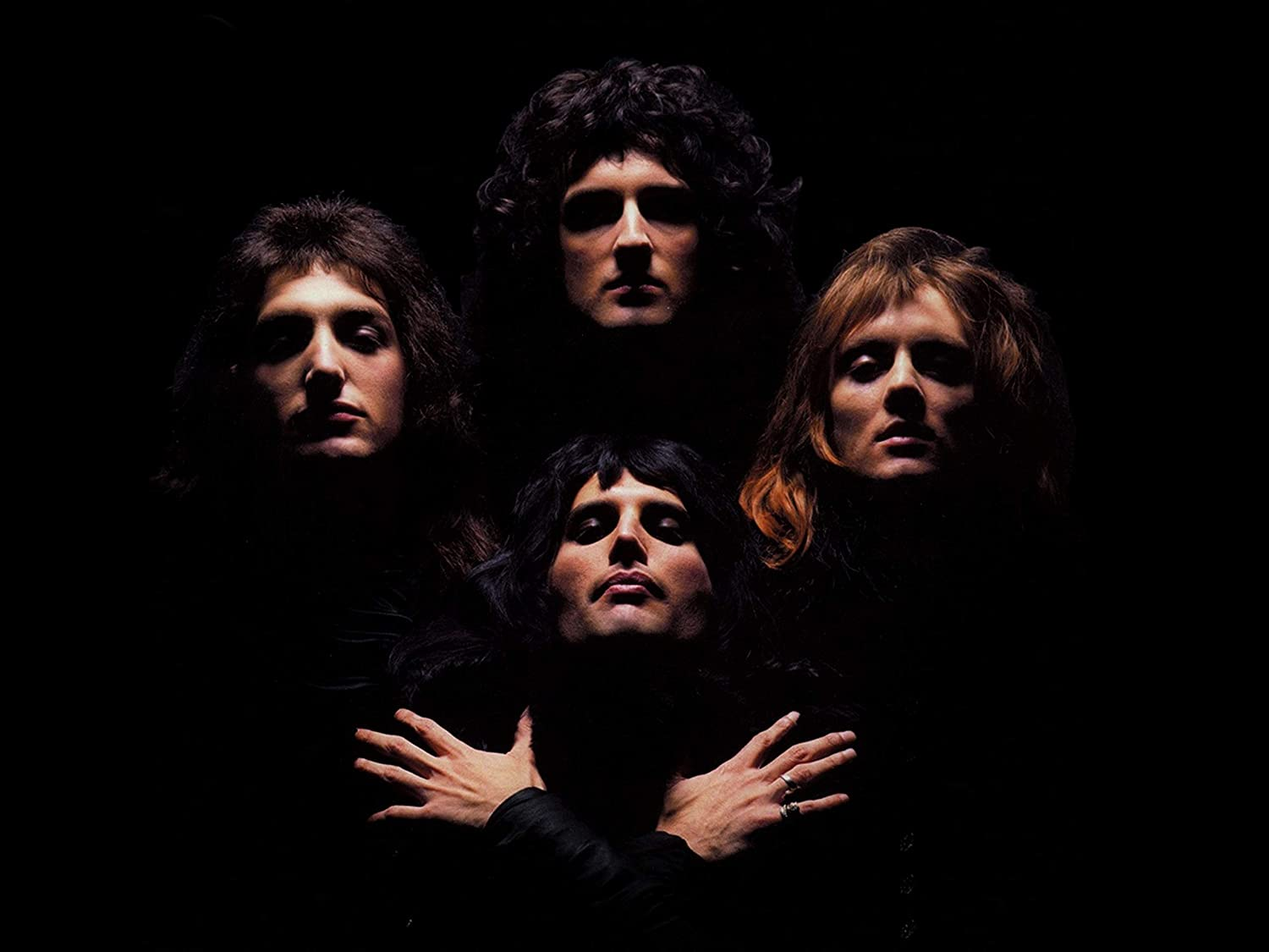 QUEEN BAND POSTER 24x36 MUSIC 1575