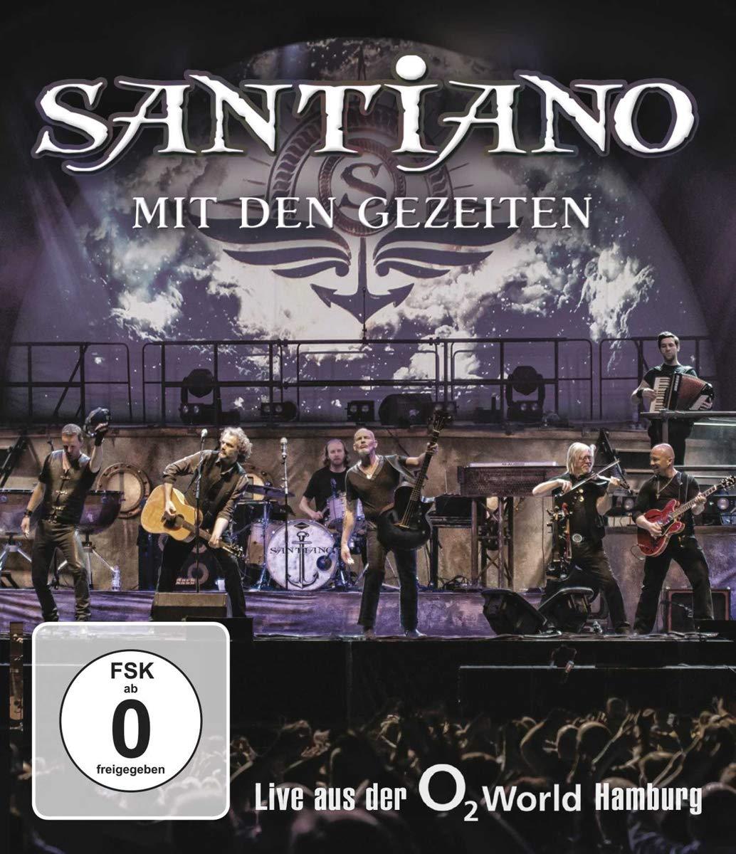Santiano Mit Den Gezeiten Live Aus Der O2 World Hamburg Blu Ray Amazon De Santiano Santiano Dvd Blu Ray